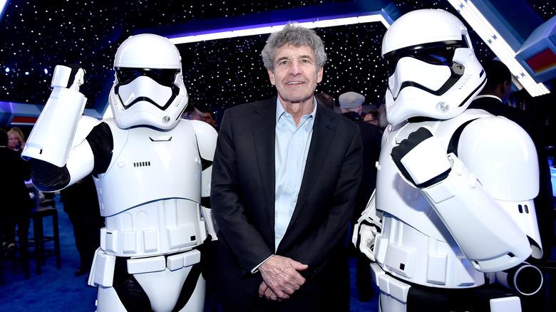 Alan Horn Retires From Disney Studios, Ending A Historic Era