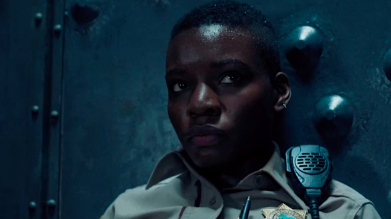 Alexis Louder Did Her Clint Eastwood Homework To Star In Copshop [Interview]
