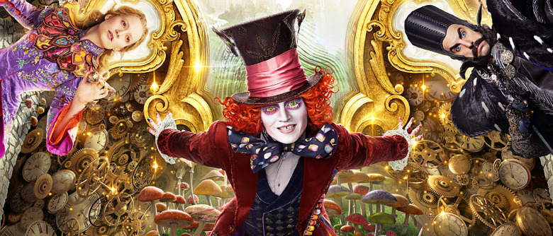 Alice Through the Looking Glass TV Spot
