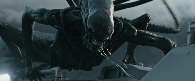Alien Covenant Questions