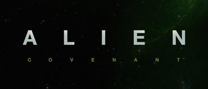 alien covenant set photo
