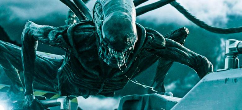 alien tv series