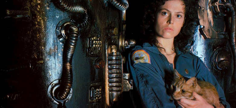 alien returning to theaters