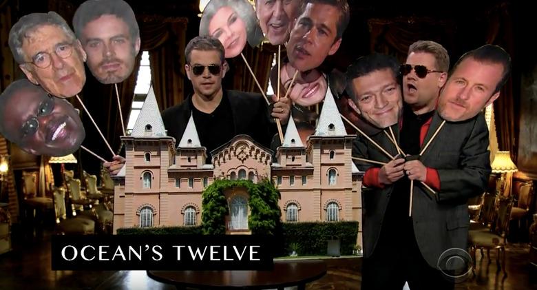 Matt Damon movie roles