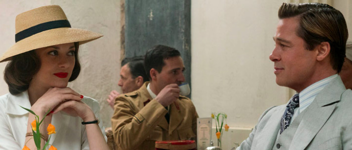 Allied first look pic