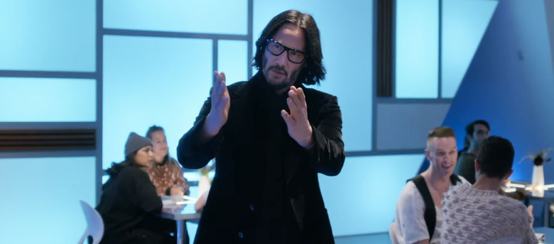 Always Be My Maybe Keanu Reeves Cameo