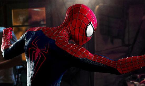 Amazing Spider-man 2 web
