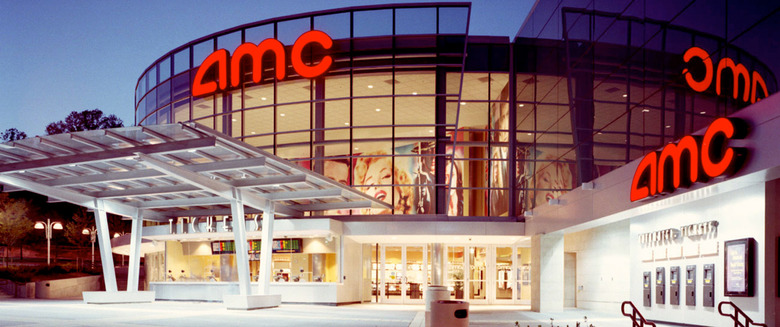 AMC Theaters Allowing Texting