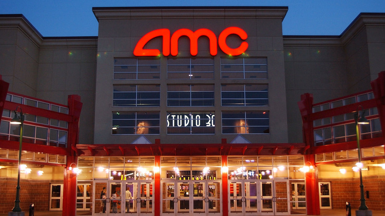 AMC Theatres  Thrills And Chills Event Has Some Horror Surprises In Store This Halloween