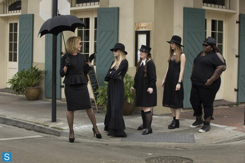 American Horror Story crossover season - Murder House / Coven