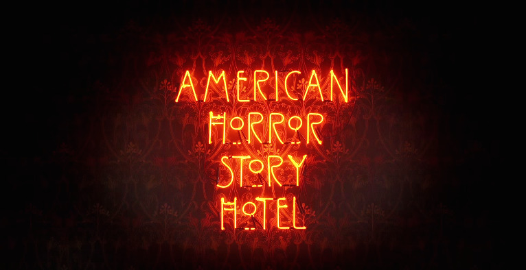 American Horror Story Hotel opening credits