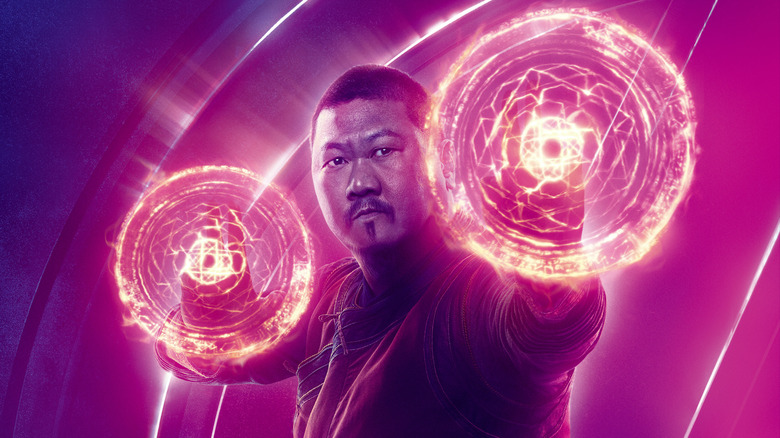 An Ode To Wong, The One MCU Dude Who Is Just Vibing