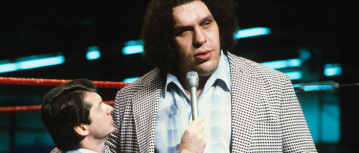andre the giant trailer