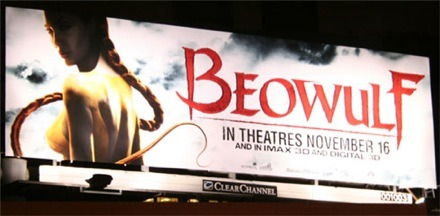 Beowulf Billboard