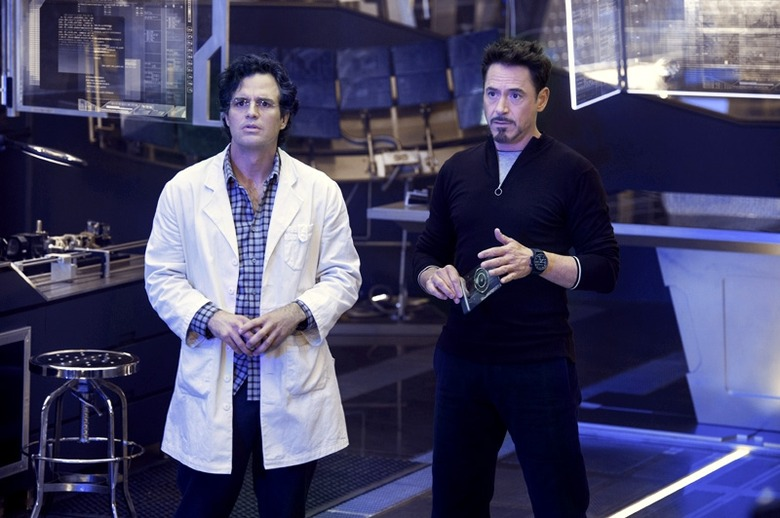 Avengers Age of Ultron Science Bros