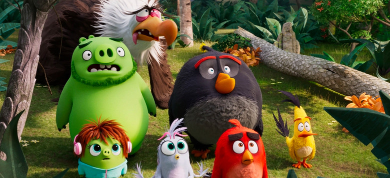 angry birds 2 rotten tomatoes