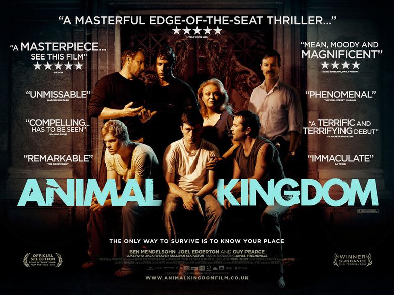 Animal Kingdom tv series