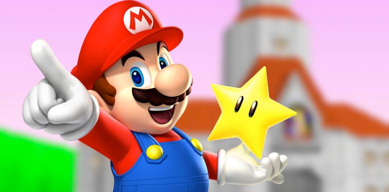 Animated Mario Movie