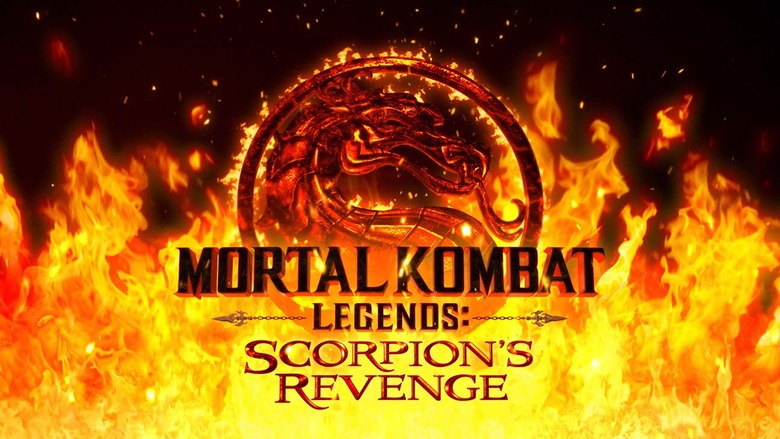 animated mortal kombat movie
