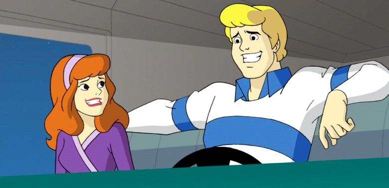 Animated Scooby-Doo Movie Cast