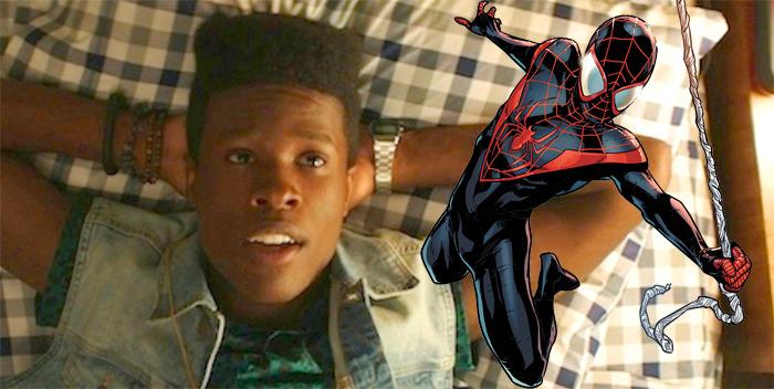 Animated Spider-Man Movie Cast
