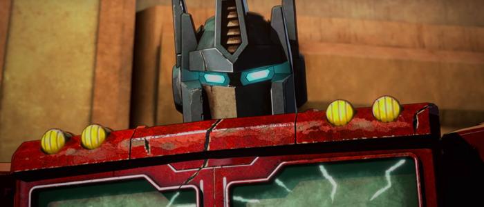 Animated Transformers Prequel