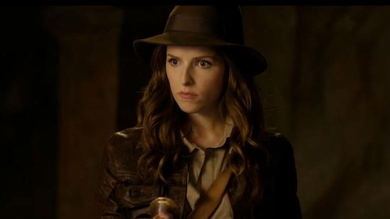 Anna Kendrick Indiana Jones