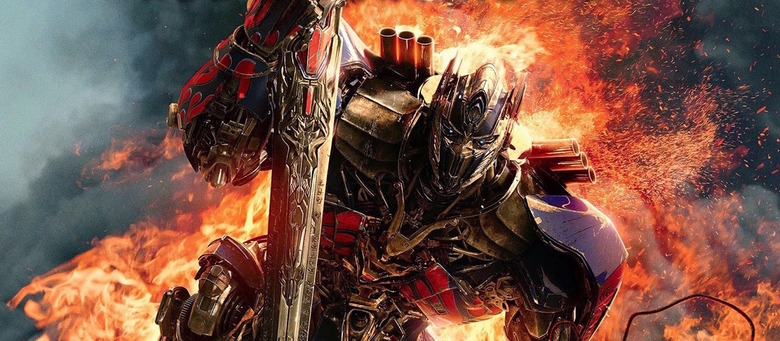 transformers spin off movie