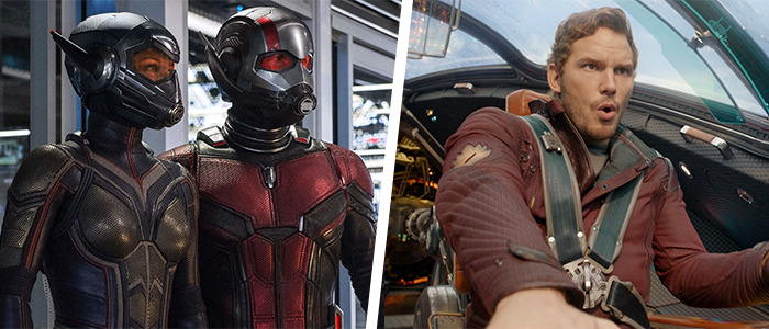 Ant-Man and the Wasp and Guardians of the Galaxy 3 Release Date Announcement