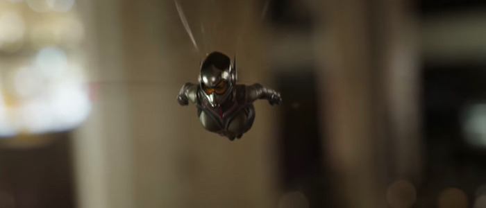 Ant-Man and the Wasp Featurette