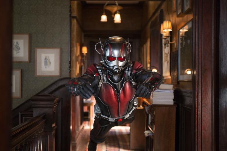 Ant-Man Jumping