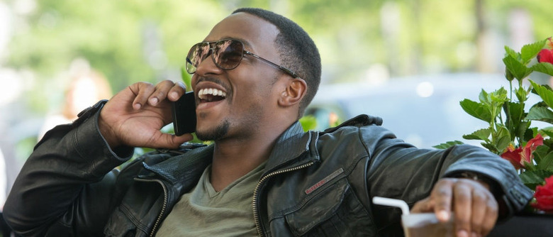 Anthony Mackie in Captain America The Winter Soldier