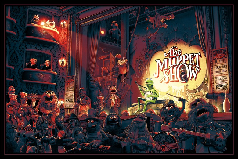 the muppet show by ape meets girl kevin wilson