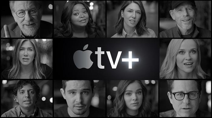 Apple TV+ launch date