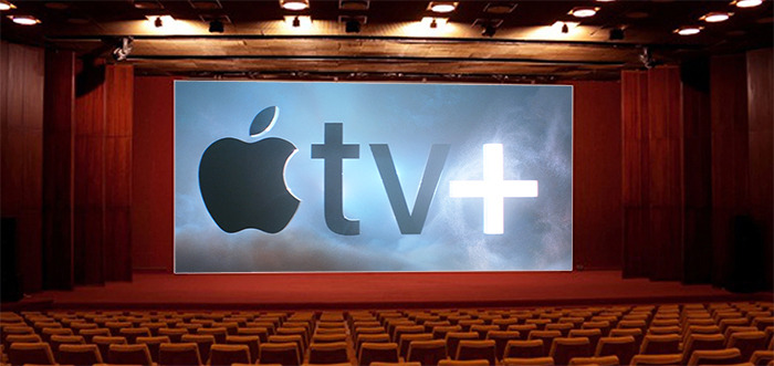 Apple TV+ Movies in Theaters