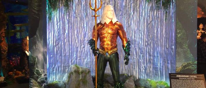 Aquaman exhibit