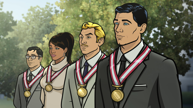 Archer s Been Renewed For Season 13, And They Have Plans To Address Jessica Walter s Tragic Absence
