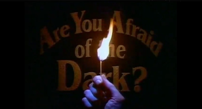Are You Afraid of the Dark Revisited