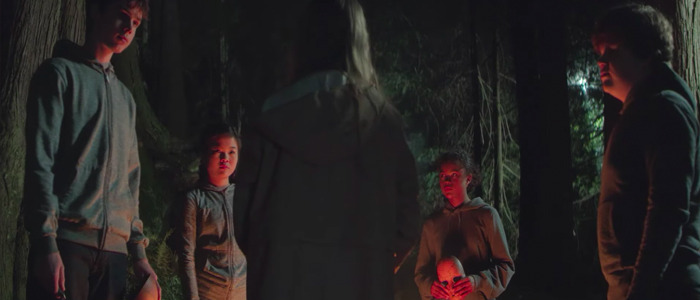 Are You Afraid of the Dark teaser