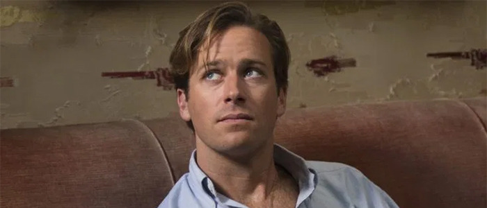 Armie Hammer Leaving The Offer