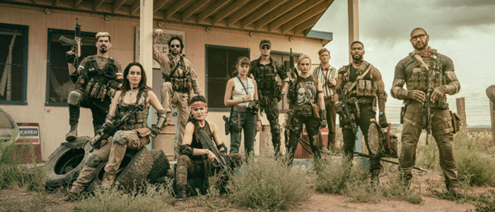 Army of the Dead Prequels