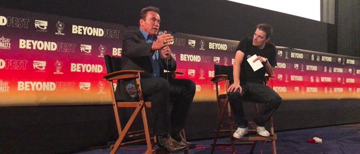 Arnold Schwarzenegger Beyond Fest