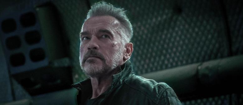 Arnold Schwarzenegger Spy Series