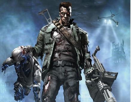 terminator 3 videogame