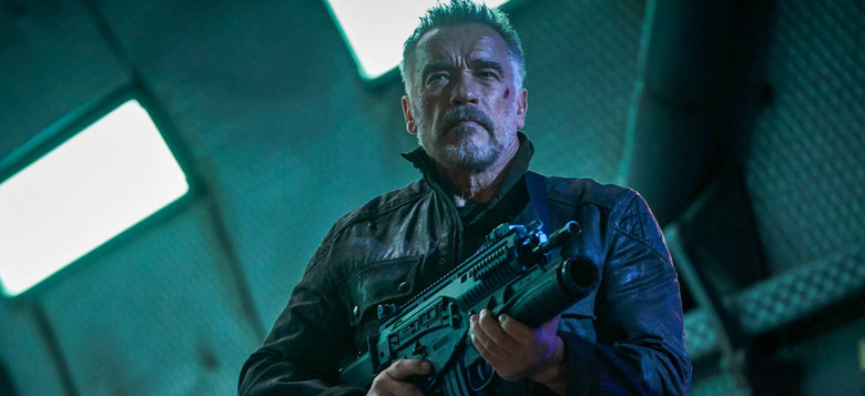 Arnold Schwarzenegger tv series