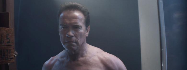 Arnold Schwarzenegger Reenacts T2 Bar Scene For WWE 2k16 Commercial