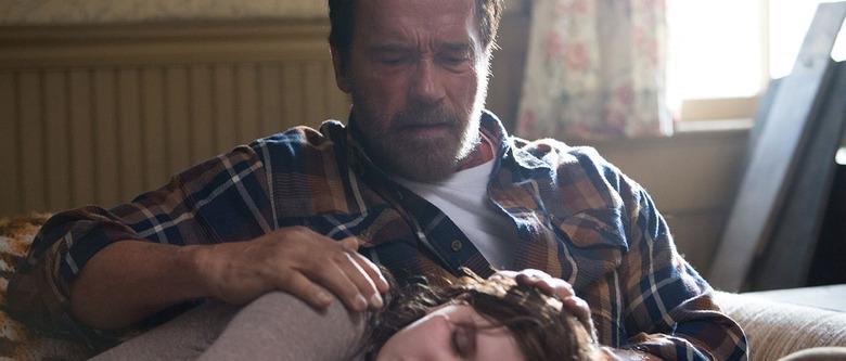 Arnold Schwarzenegger in Maggie