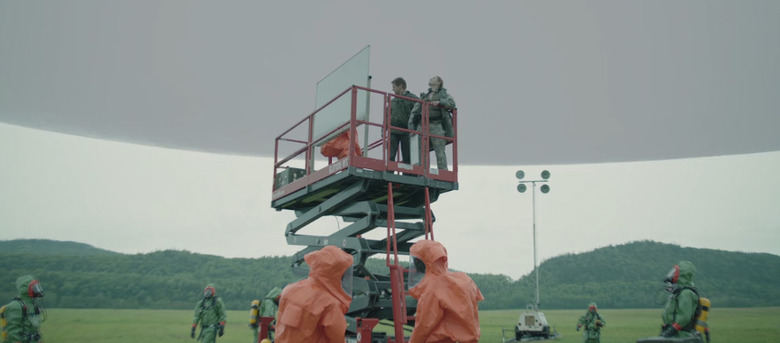 Arrival Visual Effects