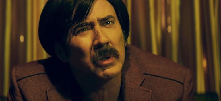 Arsenal Trailer - Nicolas Cage