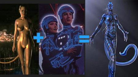 Beowulf + Tron = Avatar?